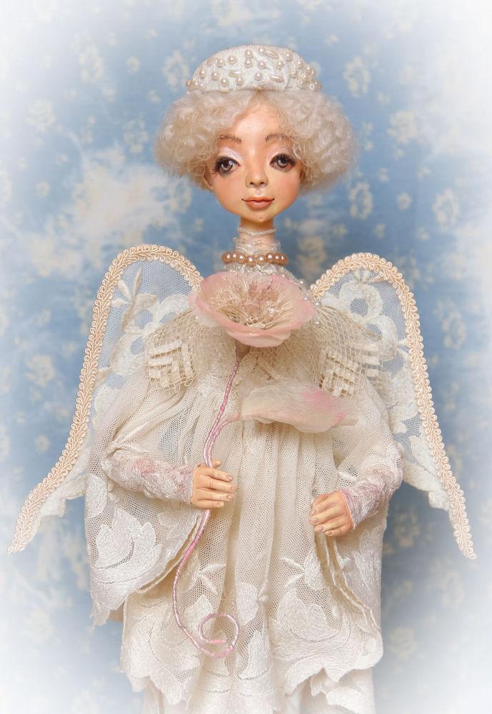 Картинки ангелова кукла