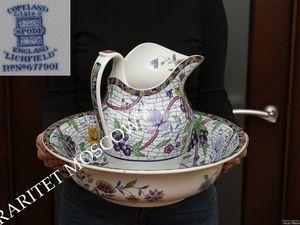 Туалетный набор большой кувшин блюдо Англия 16. Ярмарка Мастеров - ручная работа, handmade.