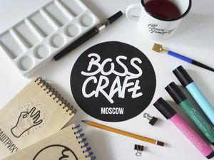 Создаем логотип — лицо вашего магазина. Ярмарка Мастеров - ручная работа, handmade.