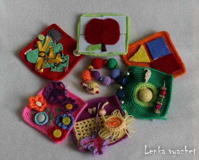Развивающие игрушки мастер класс