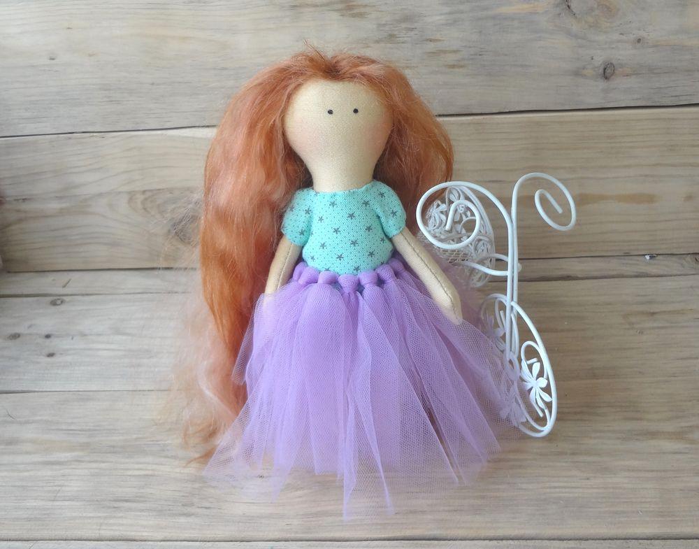 сказки от ежа, кукла из ткани, кукла для девочки, текстильная игрушка
