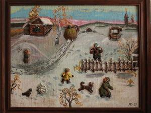 Стены моего дома. Ярмарка Мастеров - ручная работа, handmade.