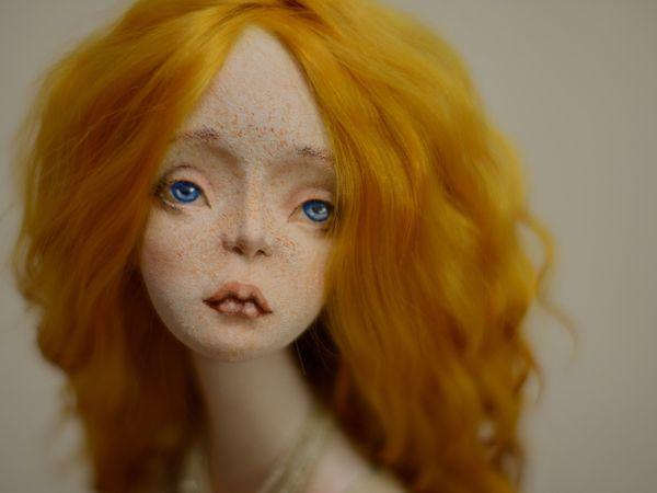 Покановые куклы в работе | Ярмарка Мастеров - ручная работа, handmade