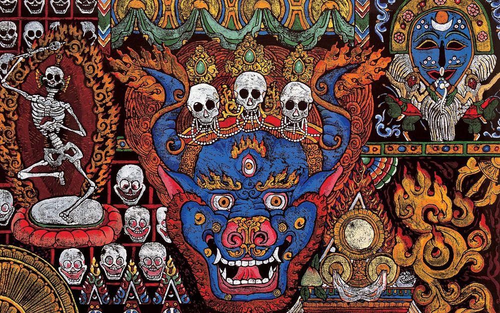 камни дзи тибет