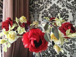 Интерьерные цветы по привлекательным ценам!:). Ярмарка Мастеров - ручная работа, handmade.