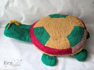 Обзор на черепаху. Ярмарка Мастеров - ручная работа, handmade.