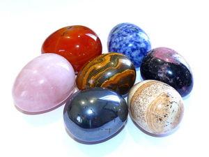 новинка! Яйцо декоративное из натурального камня!. Ярмарка Мастеров - ручная работа, handmade.