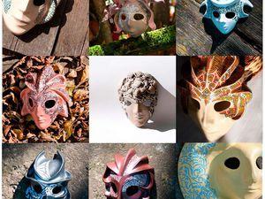 Акция! Интерьерная маска – лучший подарок! | Ярмарка Мастеров - ручная работа, handmade