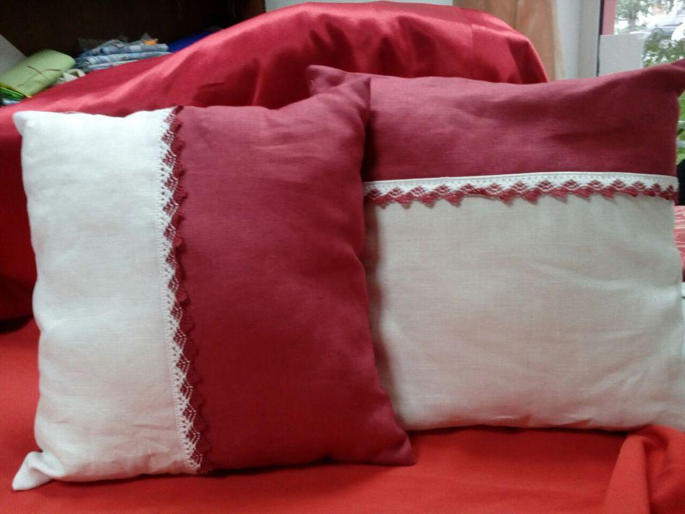 подушка в подарок, техника крейзи вул