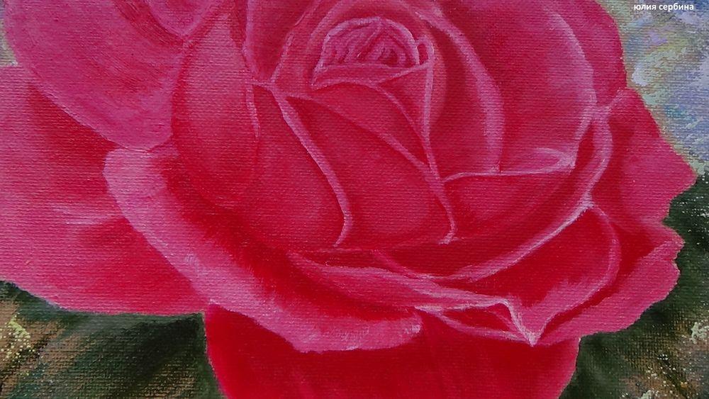 картина цветы, картина с цветами, масляная живопись, яркие картины маслом