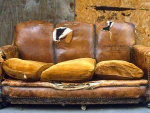 Когда не-кожа лучше кожи, или Почему «кожаные» салоны дорогих машин — из дерматина | Ярмарка Мастеров - ручная работа, handmade