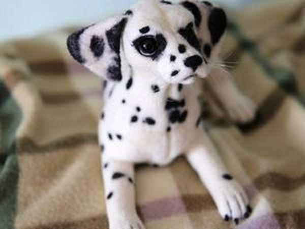 Мастер Нина felt приглашает всех желающих на свой конкурс, посвящённый собачкам. | Ярмарка Мастеров - ручная работа, handmade