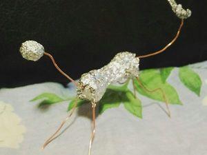 Новый скелет для фигурки. Ярмарка Мастеров - ручная работа, handmade.