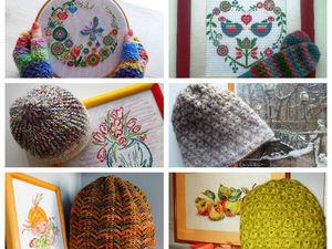 Вышивка и вязание в четырех арифметических действиях | Ярмарка Мастеров - ручная работа, handmade