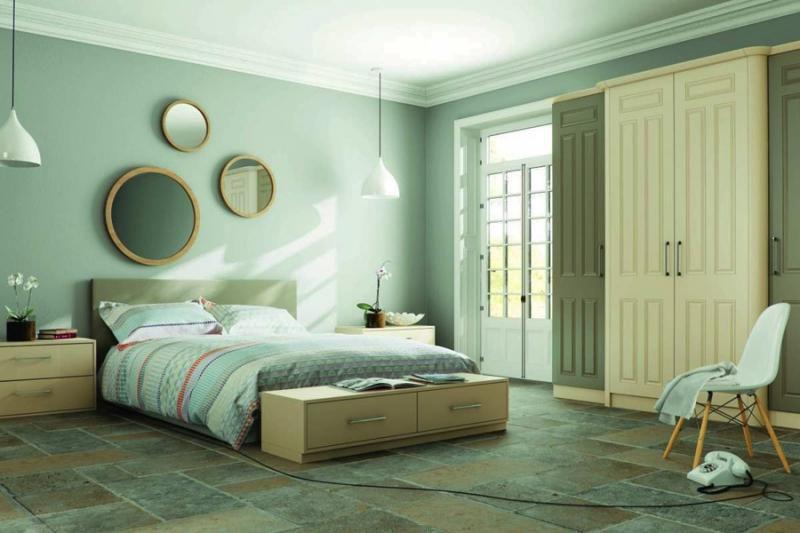Модный мятный цвет: 25 идей для интерьера, фото № 15