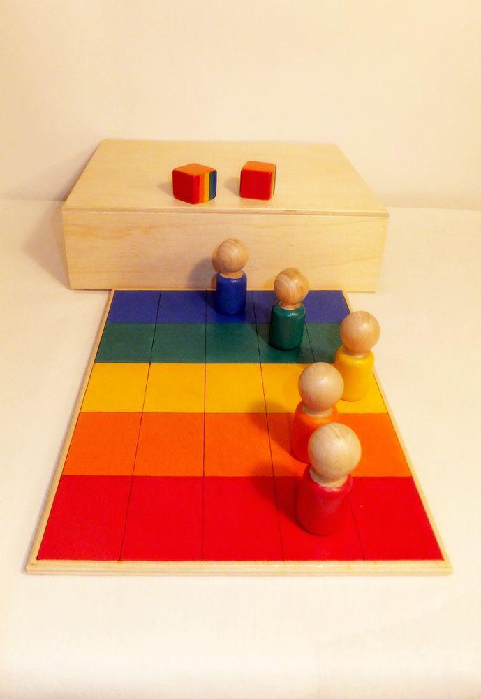 новая игра, настолка для малышей, ходилка для малышей