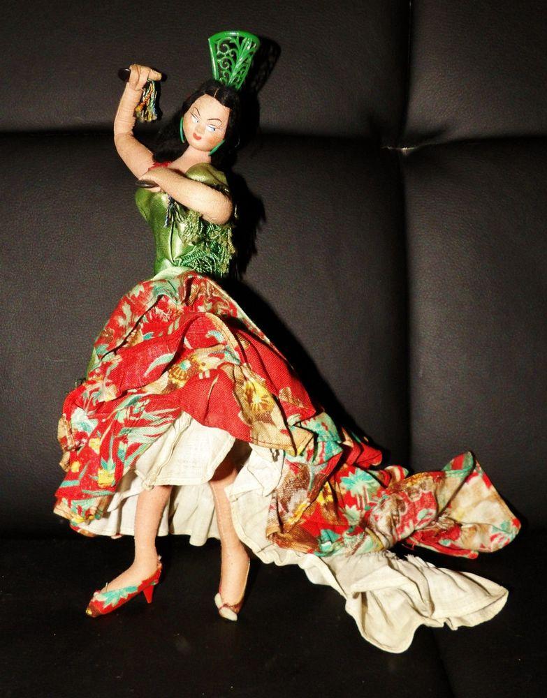 Чувственные куклы фламенко в образе Carmelita Geraghty, фото № 28
