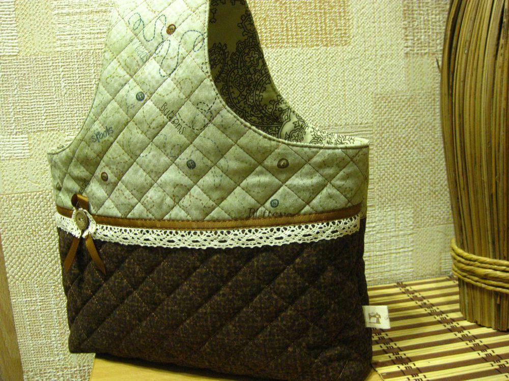 сумочка ручной работы, вязание