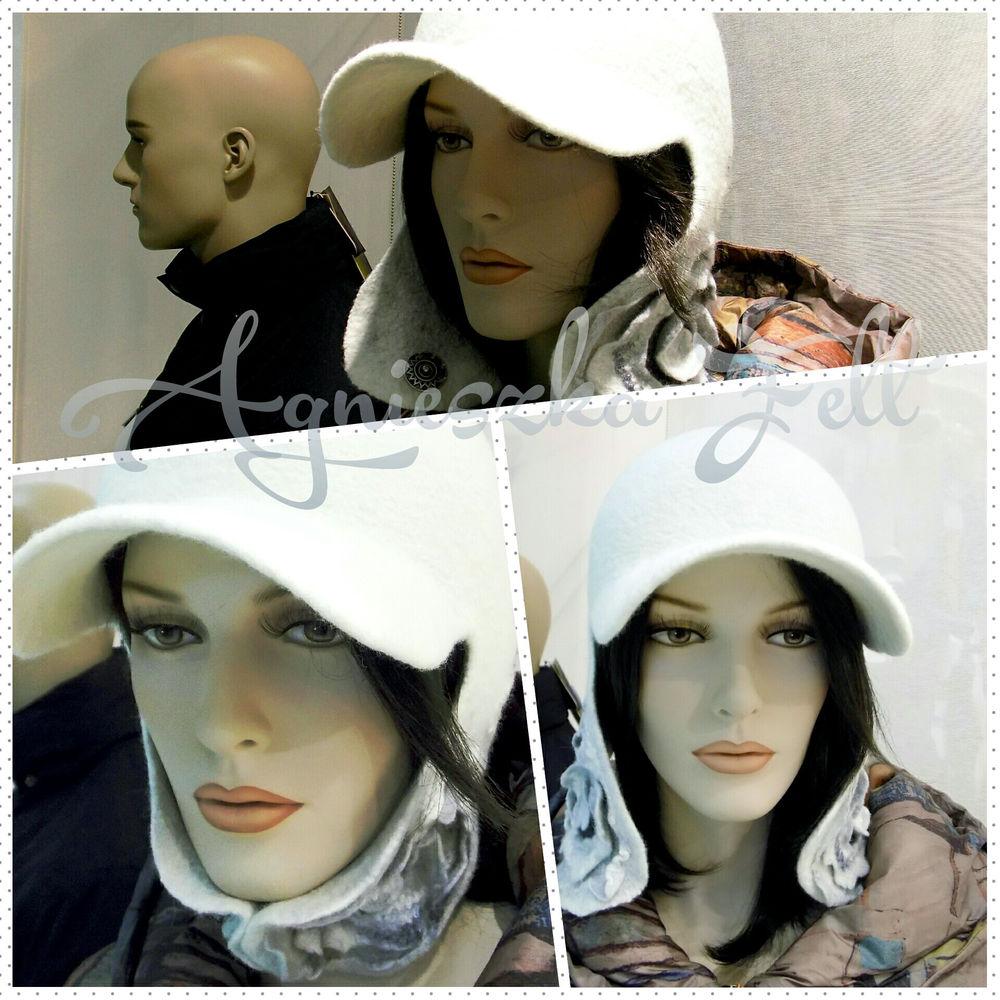 валяние, валяная шляпка