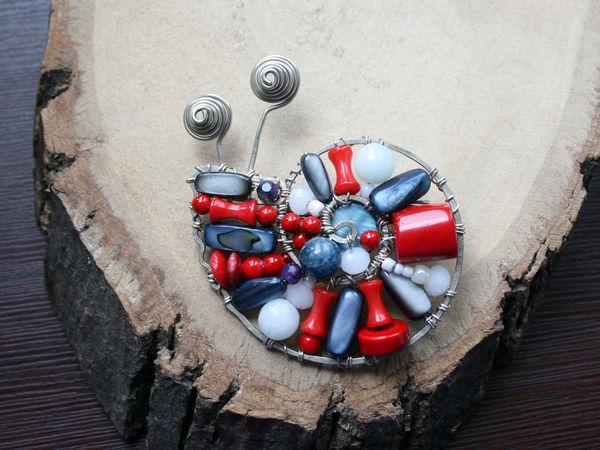 Про улиток | Ярмарка Мастеров - ручная работа, handmade