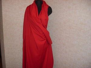 Включаем цвет- кому красную юбочку?. Ярмарка Мастеров - ручная работа, handmade.