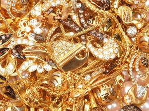 Как правильно хранить золотые украшения. Ярмарка Мастеров - ручная работа, handmade.