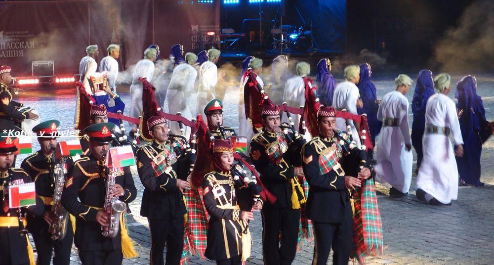 Фестиваль военных оркестров «Спасская башня»