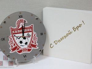 Настенные часы в подарок. Ярмарка Мастеров - ручная работа, handmade.