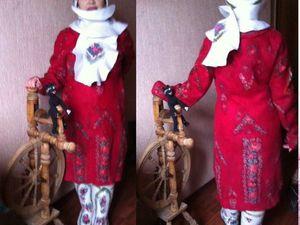 Платье. Ярмарка Мастеров - ручная работа, handmade.