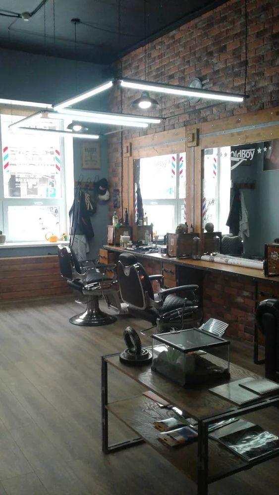 барбершоп под ключ, barbers