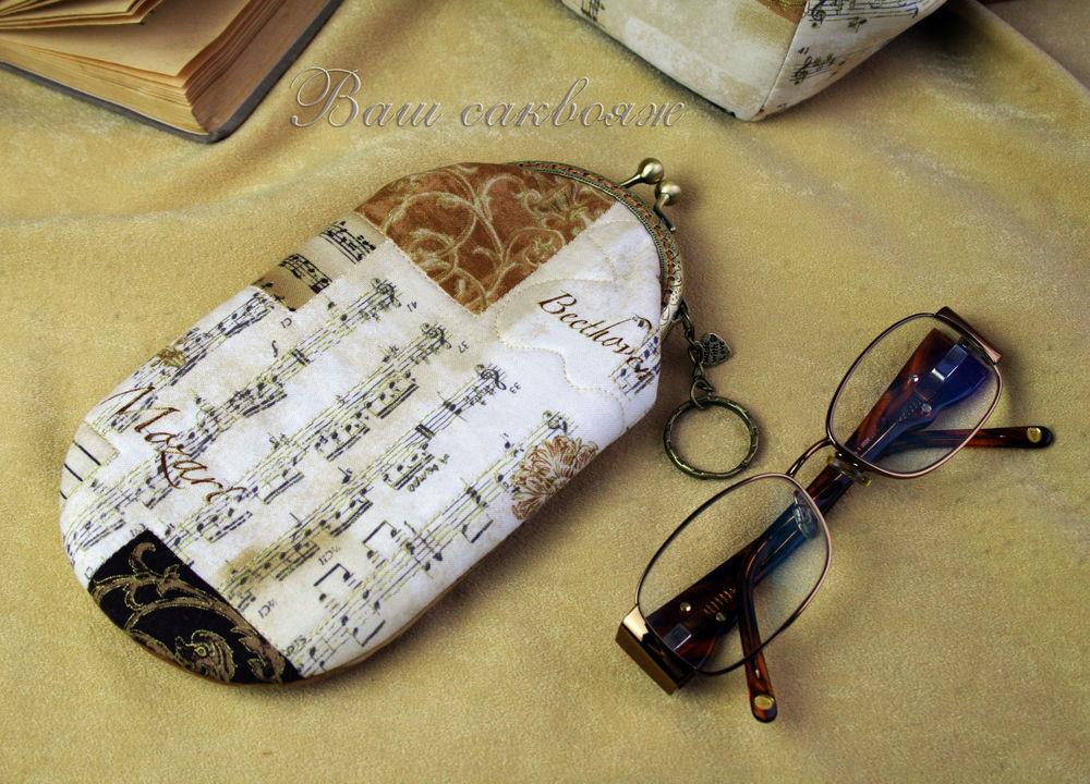 кошелек с фермуаром, бах, музыкальная коллекция, сумочки с фермуарами, подарок женщине