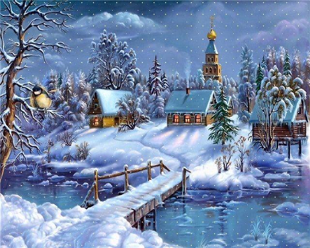 рождество, праздник, поздравление, светлана паренькова, svetlana parenkova, пожелания, подарок, украшения, полимерная глина, polymer clay