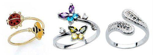 кольцо для ног