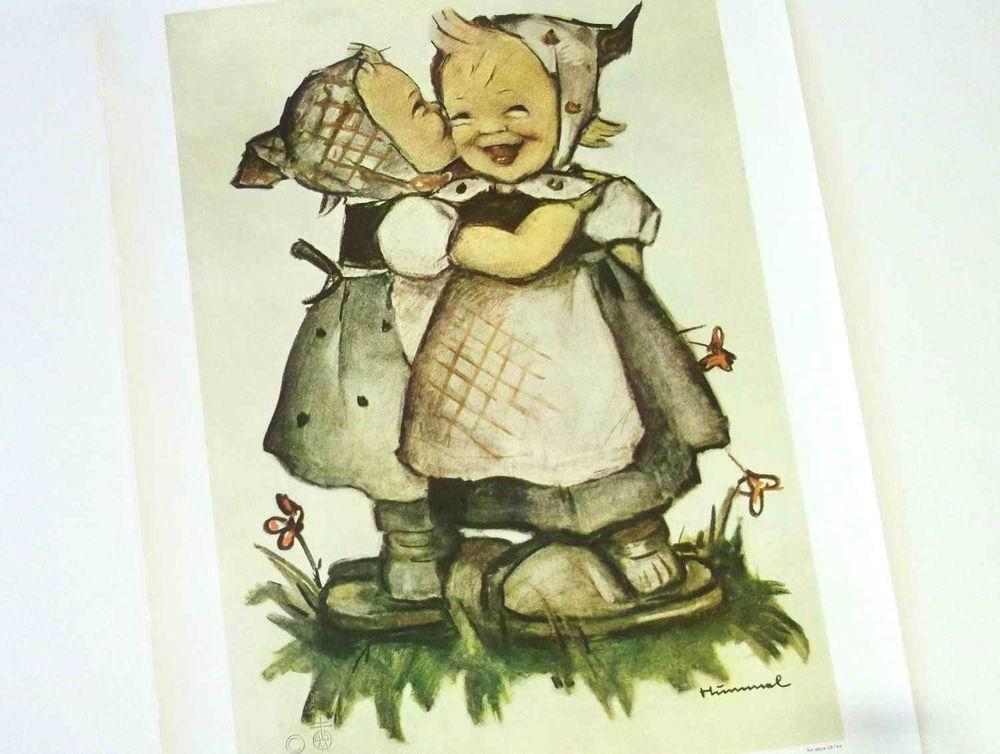 Ожившие сказочные иллюстрации немецкой монахини Берты Хуммель