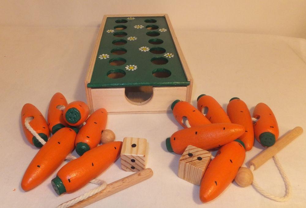 настолка, игра морковки, монтессори