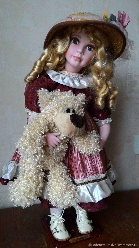 найти друзей, интерьерные куклы
