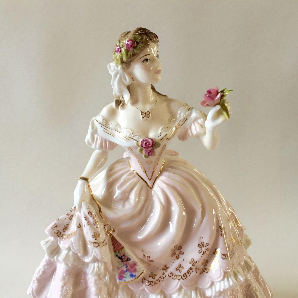 royal worcester статуэтка