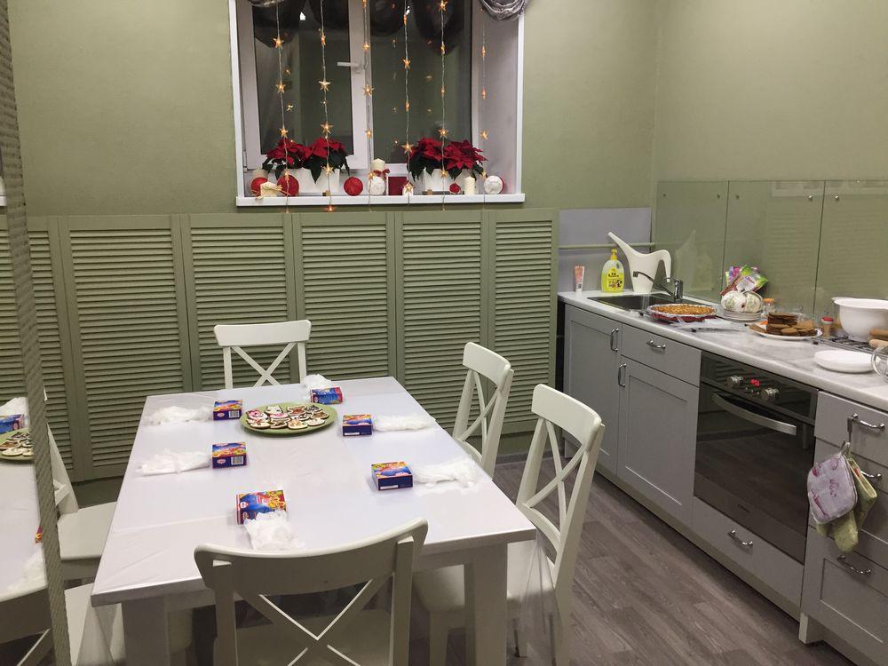 Аренда помещения для кулинарных мастер классов