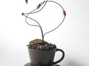 Кофе по-ливийски. Ярмарка Мастеров - ручная работа, handmade.