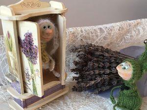 Чем Декупажница может удивить Кукольника и Теддиста?   Ярмарка Мастеров - ручная работа, handmade