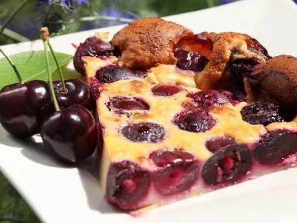 Десерт по средам....Клафути   Ярмарка Мастеров - ручная работа, handmade