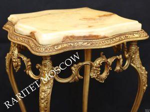 РАРИТЕТИЩЕ Стол этажерка подставка жардиньерка 4   Ярмарка Мастеров - ручная работа, handmade