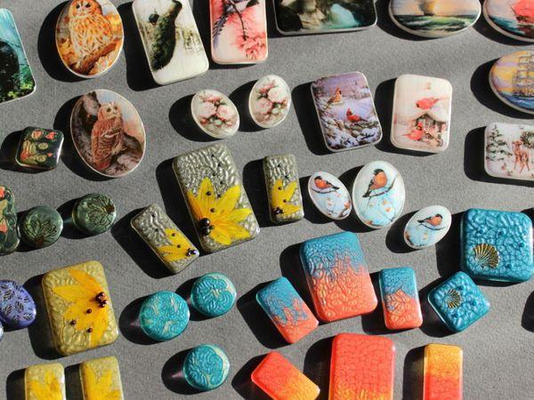 Анонс аукциона авторских кабошонов 15.11 - 17.11 + 1 лот в подарок   Ярмарка Мастеров - ручная работа, handmade