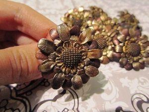 Лепим цветы из полимерной глины с использованием пигмента Pearl ex. Ярмарка Мастеров - ручная работа, handmade.