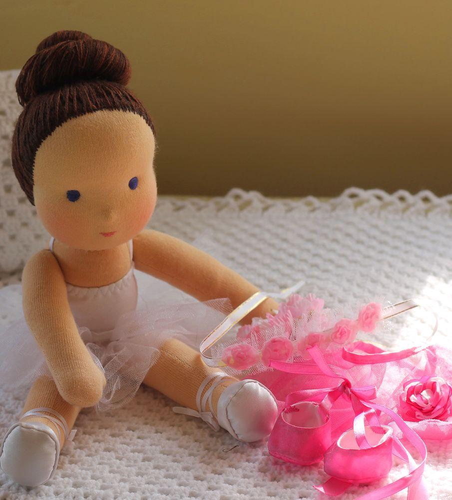 кукла балерина на заказ
