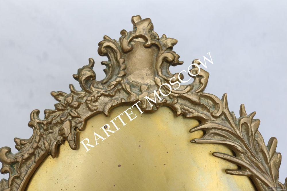 бронзовое зеркало