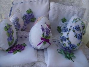 Создаем просто и быстро декоративные пасхальные яйца. Ярмарка Мастеров - ручная работа, handmade.