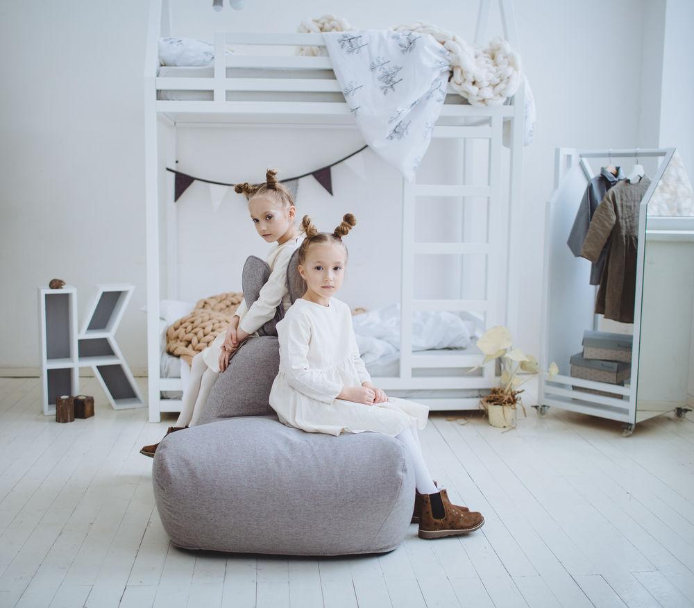 детская мебель, рогожка