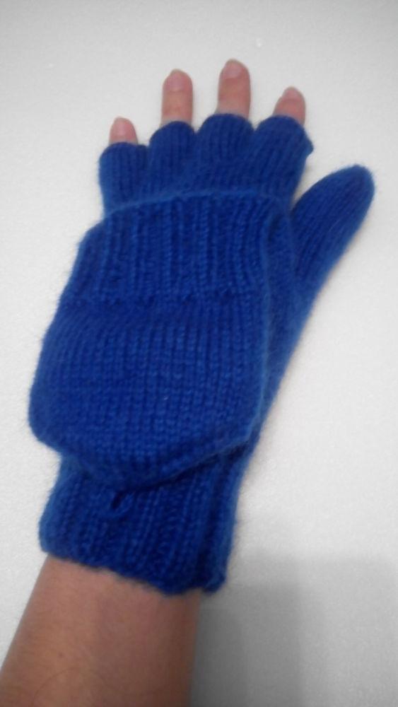 перчатки с пальцем, подарок другу, новый год, варежки пуховые, купить подарок, митенки с пальцами