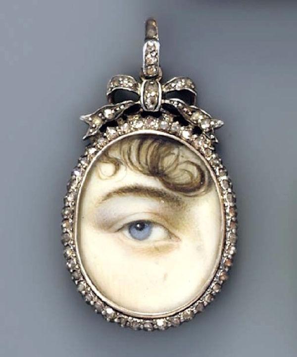 миниатюра глаз